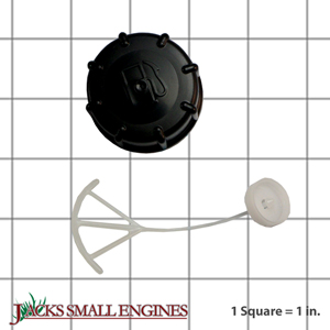 17620ZM3817 Fuel Tank Cap Assembly