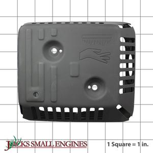 18320ZF1H52 Muffler Guard