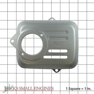 18321ZL8010 Muffler Protector