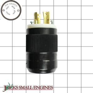 32310ZA0630 30A, 125/250V 4-prong Locking Plug
