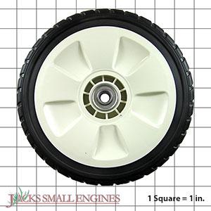 42710VE2M01ZA Wheel Assembly