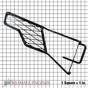 81560VG4000 Mower Leaf Shedder