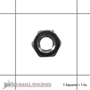94001062000S 6mm Hex Nut