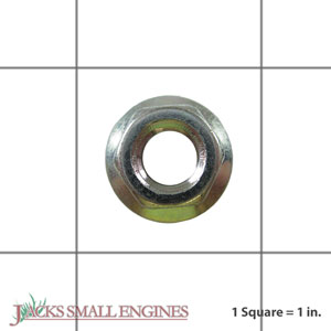9405008000 Flange Nut, 8mm