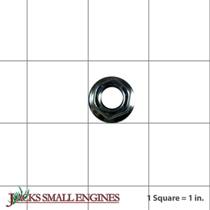 9405010000 10mm Flange Nut