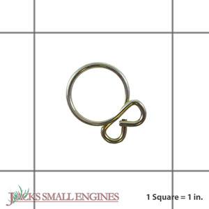 9500202100 Tube Clip (B10)