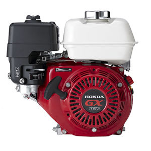 GX160UT1LX2 GX160 5.5 HP Horizontal Engine