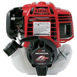 GX25NTS3 GX25 1.2 HP Mini 4-Stroke Vertictal Engine
