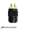 30A, 125/250V 4-prong Locking Plug 32310ZA0630