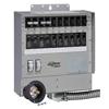 30 Amp, 10 Circuit Indoor Transfer Kit w/25