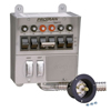 30 Amp, 125 Volt, 6 Circuit Indoor (EU3) Transfer Switch 3231630216A1