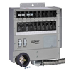 30 Amp, 10 Circuit, Indoor Transfer Switch 32316Q310A