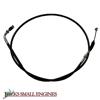 Auger Clutch Cable