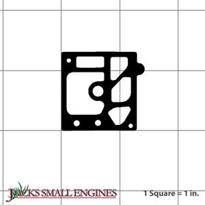 501666901 Pump Side Gasket