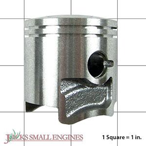 Husqvarna 502849601 Piston Jacks Small Engines