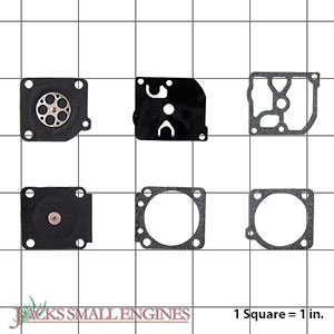 503482101 Diaphragm Gasket Kit
