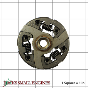 503701501 Complete Clutch