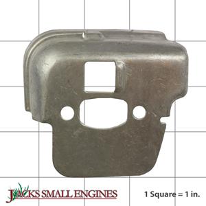 530055171 Muffler Backplate