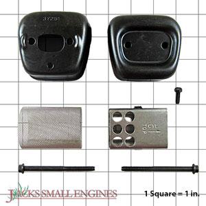 530069415 Muffler Kit