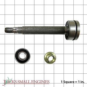 532137646 Mandrel Shaft w/ Lower Bearing