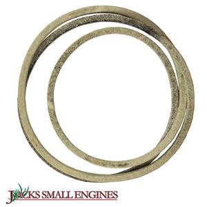 Husqvarna 532141416 V Belt Jacks Small Engines