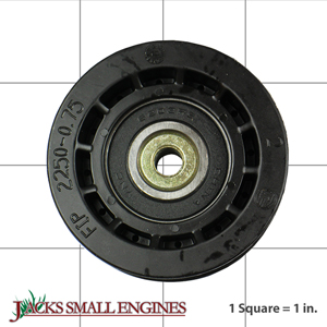 532180522 Pulley w/ Spacer