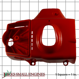 537066102 Cylinder Cover (Use 537066103)