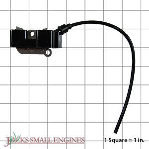 Zündspule Set Passend für Rancher Husqvarna 544047001 455 Montage Ring Modul