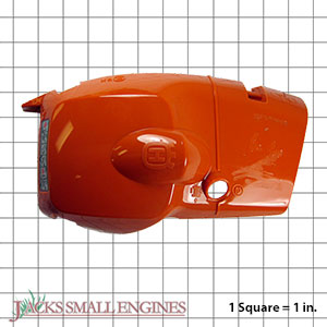 544348303 Cylinder Cover Assembly