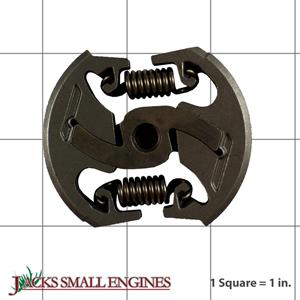 575568001 Clutch Assembly