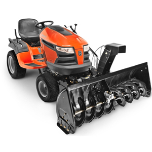 Husqvarna 581345701 50 2 Stage Tractor Mount Snow Blower Attachment