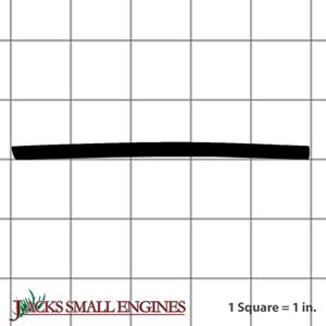 581756120 Straight Fuel Hose
