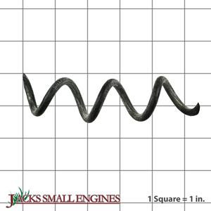 581756202 Spiral Fuel Hose