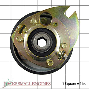 606000214 Friction Wheel Assembly