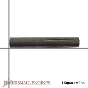 721121040 GROOVED PIN 3X20