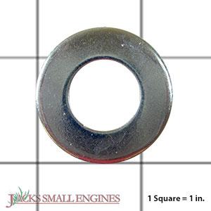 819191912 Clear Zinc Washer