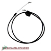 Snap-in Control Cable