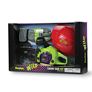 Poulan Wild Thing Toy Chainsaw 581506801