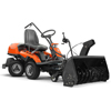 "40"" Rider Mount Single Stage Snow Blower 967276701"