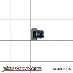 503552201 Cylinder Plug