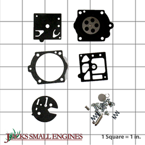 530035127 Diaphragm Kit