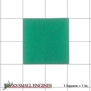 530036575 Air Filter Foam