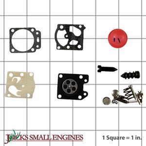 530069832 Carburetor Repair Kit