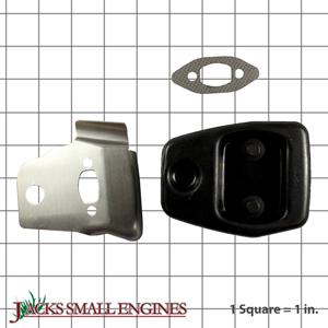 530071904 Muffler Kit