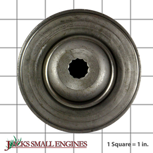 532144917 Deck Driven Pulley