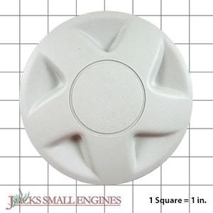 "8"" Hub Cap (No Longer Available) 532150182"