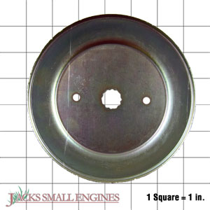 532173436 Mandrel Pulley
