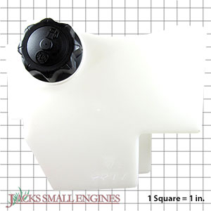 532180645 2 Gallon Fuel Tank