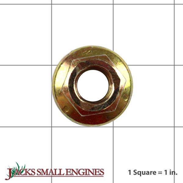 532400234 Locktop Flange Nut
