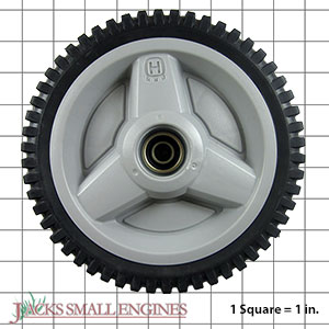 532401273 Wheel Assembly